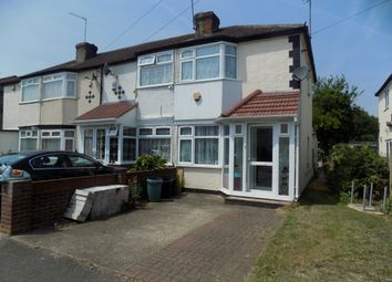 Thumbnail 2 bed end terrace house for sale in Fairholme Crescent, Hayes