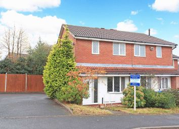 Thumbnail 3 bed end terrace house for sale in Charlecote Park, Telford