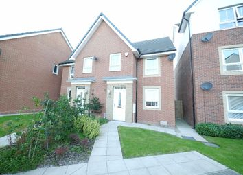 Thumbnail 3 bed semi-detached house to rent in Ryder Court, Killingworth, Newcastle Upon Tyne