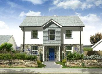 Thumbnail 5 bed detached house for sale in Hobbacott Lane, Marhamchurch, Bude