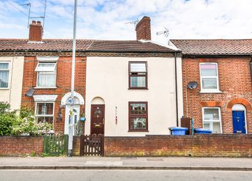 Thumbnail 2 bedroom terraced house for sale in Waterloo Road, Norwich