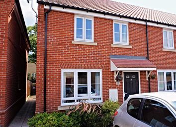 Thumbnail 3 bed terraced house for sale in Franklin Road, Saxmundham