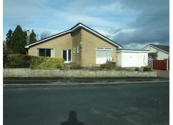 Thumbnail 2 bed detached bungalow for sale in Rushley Mount, Hest Bank, Lancaster