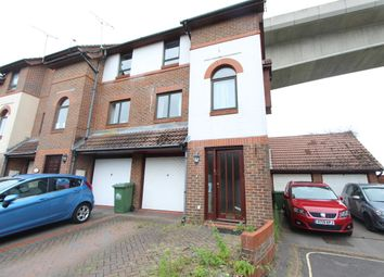 Thumbnail 4 bed town house for sale in Northern Anchorage, Hazel Road, Southampton