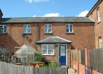 Thumbnail 2 bed flat to rent in Kington Road, Weobley, Hereford