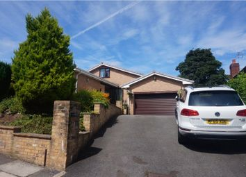 Thumbnail 5 bed detached bungalow for sale in Runnymede Close, Liverpool