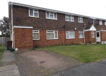 Thumbnail 2 bed maisonette for sale in Peach Road, Willenhall, West Midlands