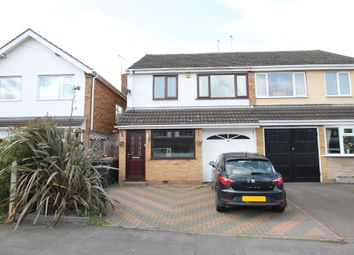 Thumbnail 3 bed semi-detached house for sale in St. Leonards View, Dordon, Tamworth