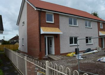 Thumbnail 3 bed semi-detached house for sale in Branchal Road, Wishaw
