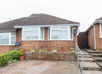 Thumbnail 2 bed bungalow for sale in Milton Avenue, Wellingborough, Northamptonshire