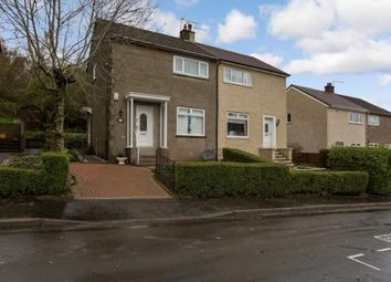 Thumbnail 2 bedroom semi-detached house for sale in Faskin Road, Crookston, Glasgow