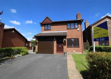 Thumbnail 4 bedroom detached house for sale in Gleneagles Drive, Fulwood, Preston