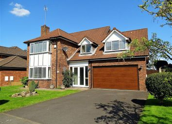 Thumbnail 5 bed detached house for sale in Castle Walk, Penwortham, Preston