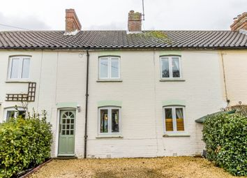 Thumbnail 2 bed terraced house for sale in Wildhern, Andover, Hampshire