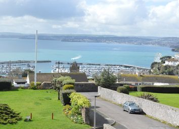 Thumbnail 3 bed flat for sale in Wroxall Grange, Grafton Road, Torquay
