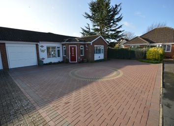 3 bed semi-detached bungalow for sale in Weavers Close, Colchester CO3