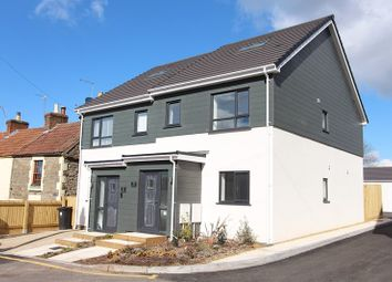 Thumbnail 4 bed semi-detached house for sale in Lower Chapel Road, Hanham, Bristol