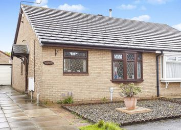 Thumbnail 2 bedroom semi-detached bungalow for sale in The Queensway, Hull