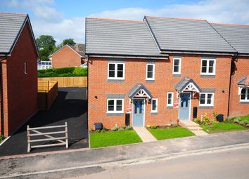 Thumbnail 3 bed semi-detached house to rent in Lynchet Road, Malpas, Cheshire