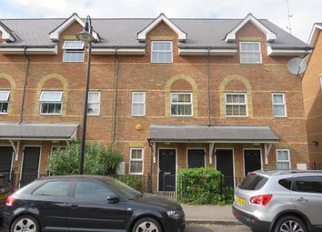 Thumbnail 3 bed terraced house for sale in Besant Place, London