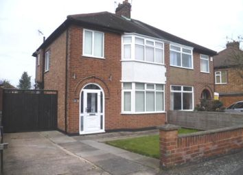 Thumbnail 3 bed semi-detached house to rent in Orchard Road, Birstall, Leicester