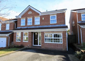 Thumbnail 4 bed detached house for sale in Marlborough Gardens, Hedge End, Southampton