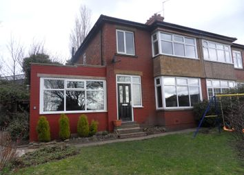 Thumbnail 3 bed semi-detached house to rent in Heckmondwike Road, Dewsbury, West Yorkshire
