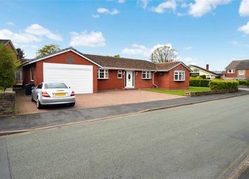 Thumbnail 3 bed detached bungalow for sale in Sycamore Crescent, Macclesfield, Cheshire