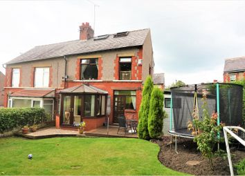 Thumbnail 3 bed semi-detached house for sale in Crow Wood Park, Willowfield, Halifax