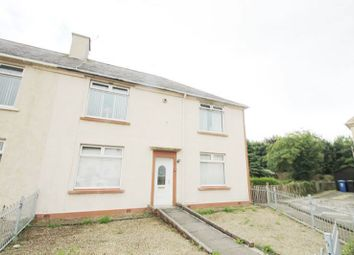 Thumbnail 2 bed flat for sale in 16, Christie Gardens, Saltcoats KA215Nq