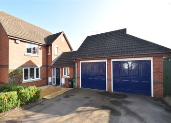 Thumbnail 4 bed detached house for sale in Hoskyns Avenue, Warndon Villages, Worcester, Worcestershire