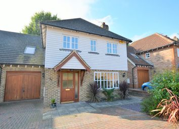 Thumbnail 5 bed link-detached house for sale in Brisley Court, Kingsnorth, Ashford
