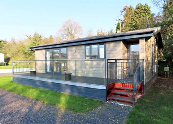 Thumbnail 1 bed mobile/park home for sale in Terrace Show Lodge, Webland Farm, Avonwick