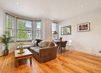 Thumbnail 2 bed flat for sale in Ashburnham Road, Kensal Rise, London