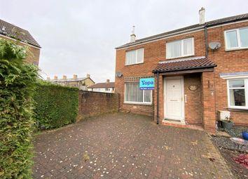 Cornhill Estate, Alnwick NE66. 3 bed end terrace house for sale