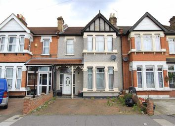 Thumbnail 3 bedroom terraced house for sale in Breamore Road, Seven Kings, Essex