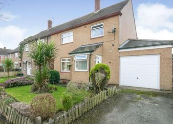 Thumbnail 3 bed end terrace house for sale in Oxton Green, Great Sutton, Ellesmere Port, Cheshire