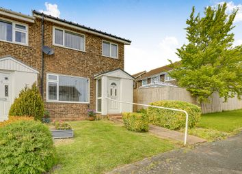 Thumbnail 3 bedroom end terrace house for sale in Constable Road, Eastbourne