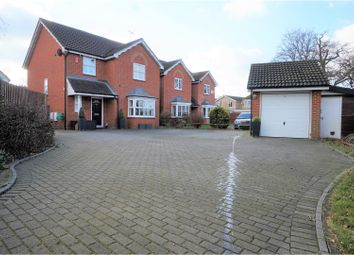 Thumbnail 4 bed detached house for sale in Frogmore Road, Frogmore