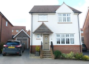 Thumbnail 4 bed detached house for sale in Birdwood Crescent, Bideford