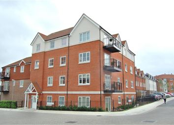 Thumbnail 1 bed flat for sale in Yarrow Court, Campion Square, Dunton Green, Sevenoaks, Kent