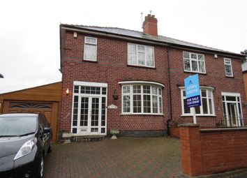 Thumbnail 3 bed semi-detached house for sale in Lonsdale Place, Derby