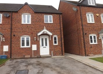 Thumbnail 3 bed semi-detached house to rent in Long Meadows, Bramley, Rotherham