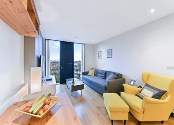 Thumbnail 1 bed flat for sale in The Strata, Elephant & Castle, London