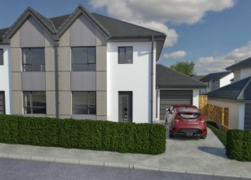 Thumbnail 3 bed semi-detached house for sale in The Wyllin, Grove Park, Ramsey