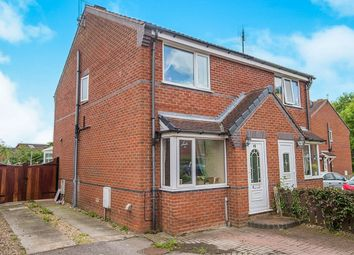 Thumbnail 2 bed semi-detached house for sale in Oaklands, Cranswick, Driffield