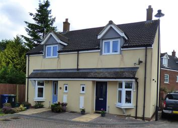 Thumbnail 2 bed semi-detached house to rent in Sparrow Croft, Gillingham