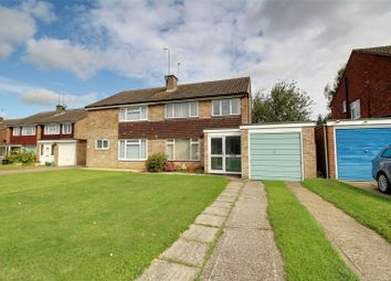 Thumbnail 3 bedroom semi-detached house for sale in Duncan Road, Woodley, Reading, Berkshire