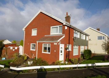 Thumbnail 3 bed semi-detached house for sale in St. Teilos Way, Caerphilly