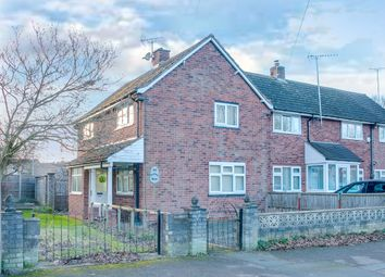 Thumbnail 3 bed semi-detached house for sale in Wharrington Close, Greenlands, Redditch